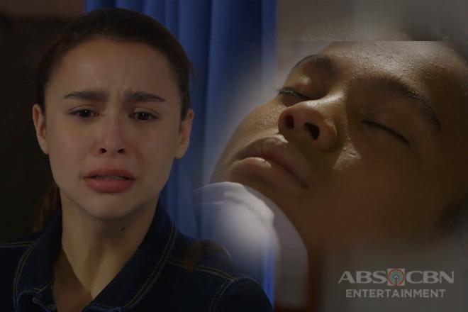 Ang Probinsyano: Alyana, naluha nang muling makita ang labi ni Makmak