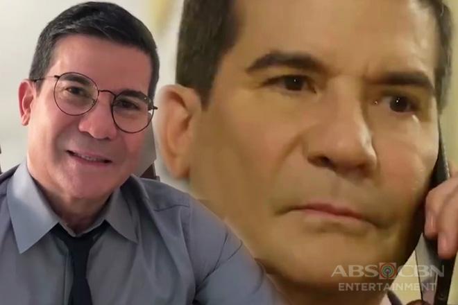 """WATCH: Edu Manzano, labis ang pasasalamat sa """"FPJ's Ang Probinsyano"""""""