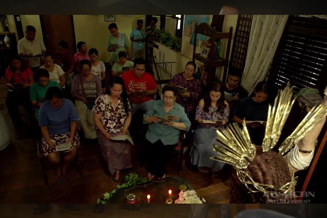 Ang Probinsyano: Lola Flora, nanguna sa paggunita ng mahal na araw