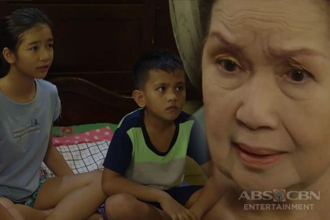 Ang Probinsyano: Lola Flora, ipinaliwanag sa mga bata ang paninira sa Vendetta